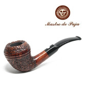 Mastro de Paja - Vintage Series 0B Bulldog Pipe  - 9mm Filter
