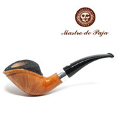 Mastro de Paja - Unica - Natural & Sandblast Pipe - 9mm Filter