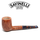 Savinelli -  Fantasia Smooth Natural Pipe - 111 - 6mm Filter