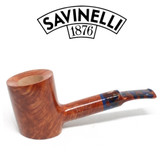 Savinelli -  Fantasia Smooth Natural Pipe - 311 - 6mm Filter