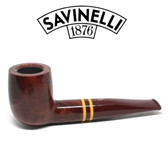 Savinelli  - Regimental  - Smooth - 101 - 6mm