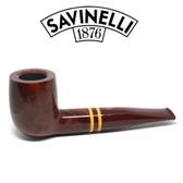 Savinelli  - Regimental  - Smooth - 101 - 6mm