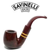 Savinelli  - Regimental  - Smooth - 614 - 6mm