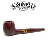 Savinelli  - Regimental  - Smooth - 207 - 6mm