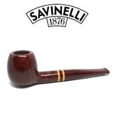 Savinelli  - Regimental  - Smooth - 207 - 6mm