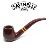 Savinelli  - Regimental  - Smooth - 602 - 9mm