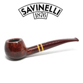 Savinelli  - Regimental  - Smooth - 315 - 6mm