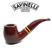 Savinelli  - Regimental  - Smooth - 616 - 6mm