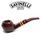 Savinelli  - Regimental  - Smooth - 624 - 6mm