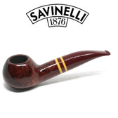 Savinelli  - Regimental  - Smooth - 321 - 6mm
