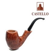 Castello -  Trademark - Full Bent Egg (KKKK)  - Pipe