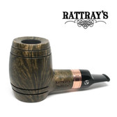 Rattrays - Devil's Cut - Brown -  Reverse Calabash - 9mm Filter Pipe