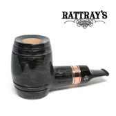 Rattrays - Devil's Cut - Grey -  Reverse Calabash - 9mm Filter Pipe