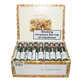 Punch - Coronation (Tubed) - Box of 25 Cigars
