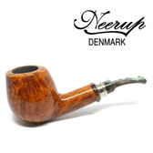 Neerup - Classic  Series -  Gr 2 1/4 Bent  Pipe  (Smooth) 9mm