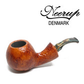 Neerup - Basic Series -  Gr 2 Pipe Apple (Sandblast) 9mm