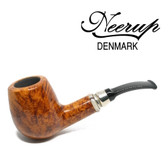 Neerup - Classic  Series -  Gr 3 Billiard Pipe 1 (Smooth) 9mm