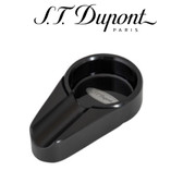 ST Dupont - Matte Black Aluminium Ashtray - For 1 Cigar