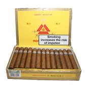 Montecristo -No. 4 - Box of 25 Cigars