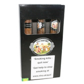 Luis Martinez - Crystal Churchill - Pack of 3 Cigars
