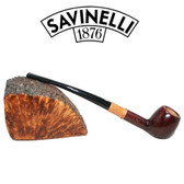 Savinelli -  Qandale 207 - Smooth - 9mm Filter