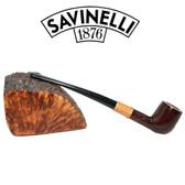 Savinelli -  Qandale 106 - Smooth - 9mm Filter