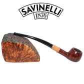 Savinelli -  Qandale 315 - Smooth - 9mm Filter