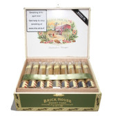 Brick House - Double Connecticut - Short Torpedo - Box of 25 Cigars