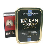 Gawith & Hoggarth - Balkan Mixture - Pipe Tobacco 50g Tin