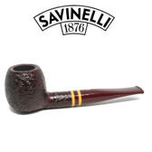 Savinelli  - Regimental  - Rustic - 207 - 6mm