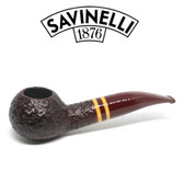 Savinelli  - Regimental  - Rustic - 321 - 6mm
