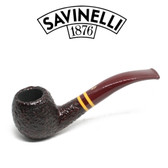 Savinelli  - Regimental  - Rustic - 626 - 6mm