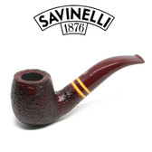 Savinelli  - Regimental  - Rustic - 616 - 6mm