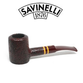 Savinelli  - Regimental  - Rustic - 310 - 6mm
