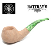 Rattrays - Fudge -  23 Sandblast - 9mm Filter Pipe