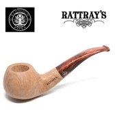 Rattrays - Fudge -  23 Smooth - 9mm Filter Pipe