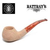 Rattrays - Fudge -  23 (1) Sandblast - 9mm Filter Pipe