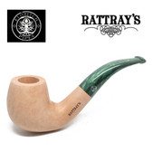Rattrays - Fudge -  20 Smooth - 9mm Filter Pipe