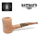 Rattrays - Fudge -  21 Smooth - 9mm Filter Pipe