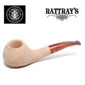 Rattrays - Fudge -  17 Sandblast - 9mm Filter Pipe