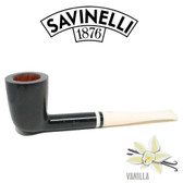 Savinelli  -Vaniglia -Smooth - 401 - 6mm