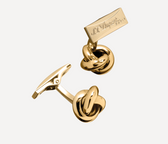 S.T. Dupont - Cufflinks - Ball of Wool - Yellow Gold