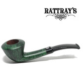 Rattray's - LTD - Green -  Smooth Pipe