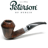 Peterson - Sherlock Holmes Hansom - Smooth Dark - Fishtail - 9mm Filter
