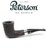 Peterson - Sherlock Holmes Mycroft - Rustic -  Fishtail