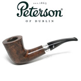 Peterson - Sherlock Holmes Mycroft - Smooth Dark - Fishtail - 9mm Filter