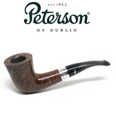 Peterson - Sherlock Holmes Mycroft - Smooth Dark - P Lip - 9mm Filter