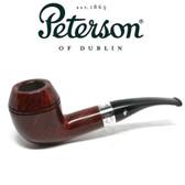 Peterson - Sherlock Holmes Deerstalker - Smooth Fishtail - 9mm Filter