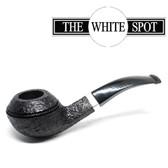 Alfred Dunhill - Shell Briar - 4 108 - Group 4 - Bulldog Silver Band - White Spot