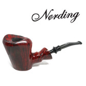 Erik Nørding - Freehand Giant - Orange Grain  #1
